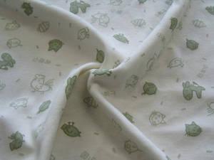 Wholesale organic cotton textiles: Organic Cotton Fabric for Babywear