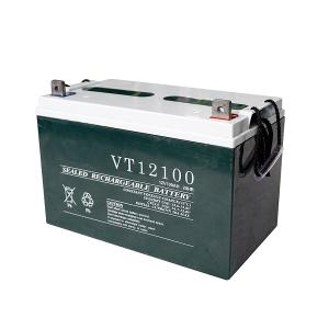 Wholesale sealed battery: 12V 100AH Sealed Lead Acid Solar Power Storage Battery