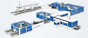 Wholesale Batteries: Solar Module Assembly Line