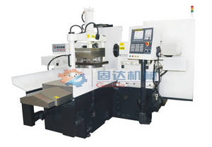 Wholesale automated parking system: CNC Precision Four Head Double Side Milling Machine