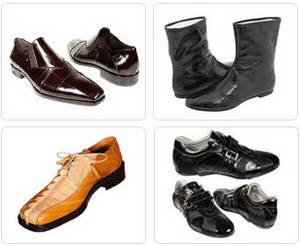 Wholesale Other Shoes: EEL Skin -Heels / Boots / Shoes-