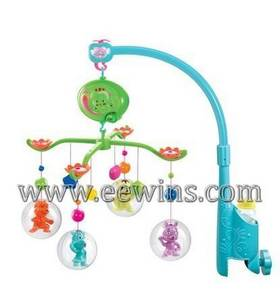 Wholesale baby bed: Baby Bed Hanger Electric Playground Music
