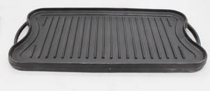 Wholesale Griddles & Grill Pans: Cast Iron Griddle Plate Cookware