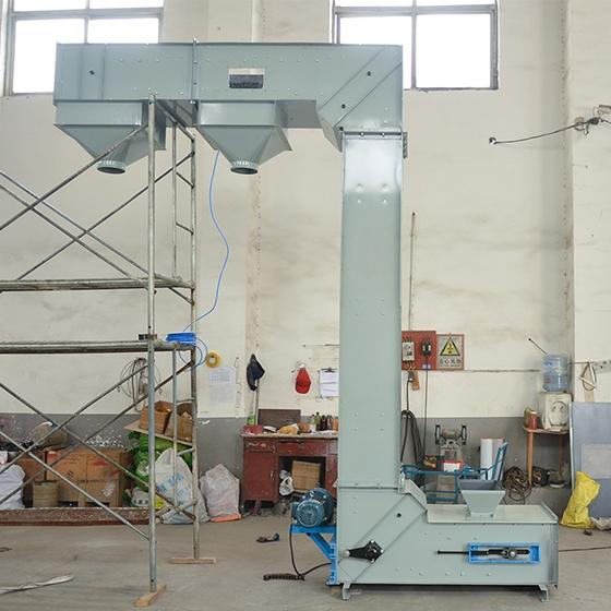 Sell chemical industry z type bucket conveyor elevator