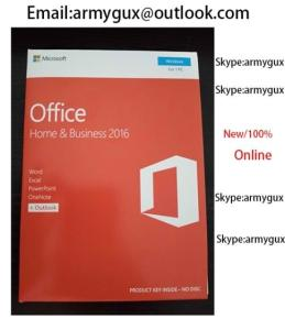 Wholesale office 2016 hb mac: Original Office 2016 HB/Office 2019 HB for Windows/Mac Coa STICKER100% Online License