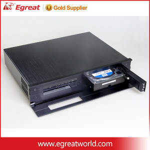 Wholesale server hdd: Egreat A10 4k UHD Blu-ray Menu HDD Media Player Hisi 3798cv200 Chip Quad Core SATA 3.5'' HDD Payer