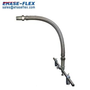 Wholesale stainless steel flexible hose: Metal Stainless Steel Flexible Sprinkler Fire Hose