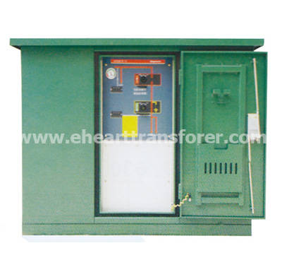 Sell DFP Type 12/24/35kv Outdoor Cable Distribution Box