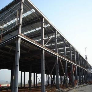 Wholesale Warehouses: Large Size Low Cost Prefab Steel Shops