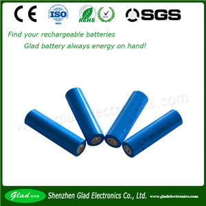 Wholesale cylindrical battery: 18650 Cylindrical Lithium Ion Battery 1400mah