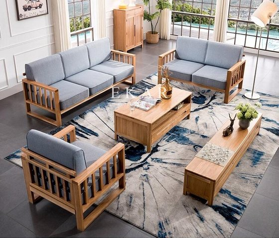Pleasing Northern Europe Solid Wood Frame With Seating Cushion Modern Machost Co Dining Chair Design Ideas Machostcouk