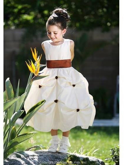 Sell flower girl dress G026