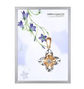 Wholesale snap frame: Hot Selling Slim LED Aluminium Snap Frame Light Box
