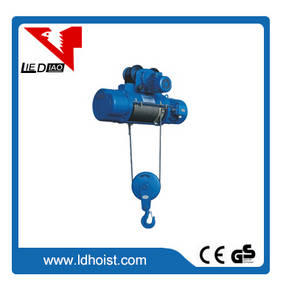 Wholesale lifting machinery: Wire Rope Electric Block Hoist Lifting Machinery