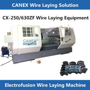 Wholesale butt pads: CX-250/630ZF Electrofusion Wire Laying Machine