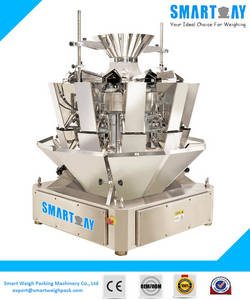 Wholesale multihead packing: Smart Weigh 10 Head Multihead Weigher