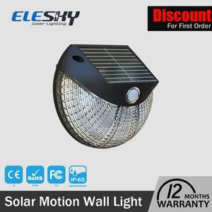 Wholesale solar home light: European Modern LED Solar Motion Sensor Light for Home Garden