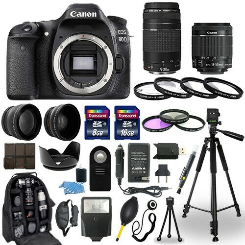 Sell Canon EOS 80D Camera