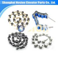 Escalator Step Rotaty Chain Moving Walkway Steel Step Chain Elevator Spare Parts Return Chain
