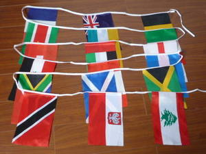 Wholesale Flags, Banners & Accessories: Buntting Flag