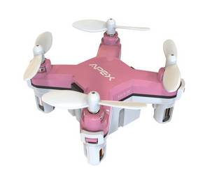 Wholesale flying toys: Apex Mini Quadcopter with 2.4G 4CH 6 Axis LED RC Toy Drone (GD-30)