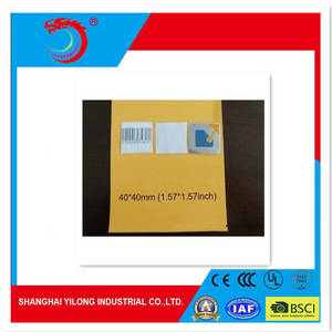 Wholesale anti theft clothing tags: Square 8.2KHz Anti -Theft Security Alarming System RF Chips EAS RF Label Tags