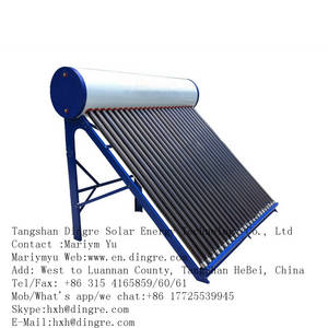 Wholesale water heater: Solar Water Heater
