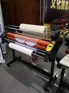 Wholesale film slitter: Hot Roll Laminator Machine