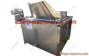 Wholesale puffed food frying machine: Automatic French Fries Frying Machine