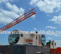 EMK 60/10 Topkit 10 Tons Tower Crane