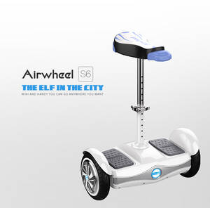 Wholesale personal transporter: 2017 Airwheel Two Wheel Self Balance Personal Transporter Scooter with Seat On Sale