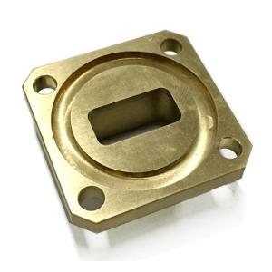 Wholesale machining parts: Brass Machined Parts