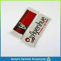 Custom Fabric Woven Labels Clothing