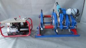 Wholesale hdpe machine: SHR-160 Model Hydraulic Butt Welding Machine HDPE Pipe