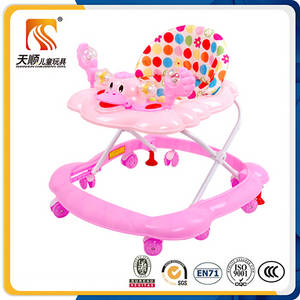 Wholesale pp sponge: New Design Baby Walker with Music and Toy