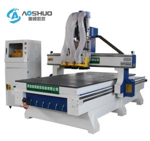 Wholesale cutting machine: Multi Spindle 3D CNC Router Cutting Machine for Panel Furniture