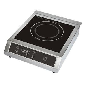 Wholesale stainless steel induction cooktop: Commercial Induction Cooker SM-CO2D