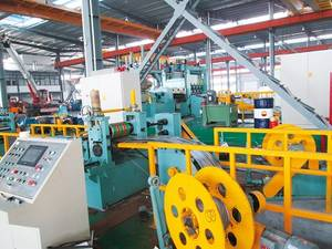 Wholesale Tin Plate Coil: Coil Slitting Line