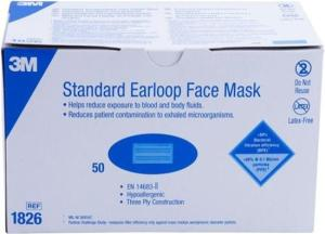 Wholesale non woven coverall: 3M 1860 N95 Surgical Face Mask