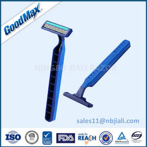 Wholesale Shaving Razor & Blade: New Disposable Twin Blade Razor