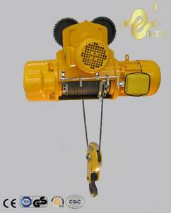 Wholesale Hoists: CD1 Electric Wire Rope Hoist