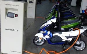 Wholesale Electric Scooters: 30 minutes quick charging system