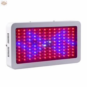 Wholesale double switch: Double Switch 1200W LED Grow Light Full Spectrum for Indoor Hydroponic Veg and Bloom