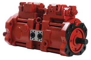 Wholesale hyundai excavator parts: Hyundai Excavator Parts - Hydraulic Pump