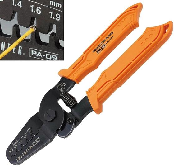 Sell Micro Connector Crimping Tools PA-09