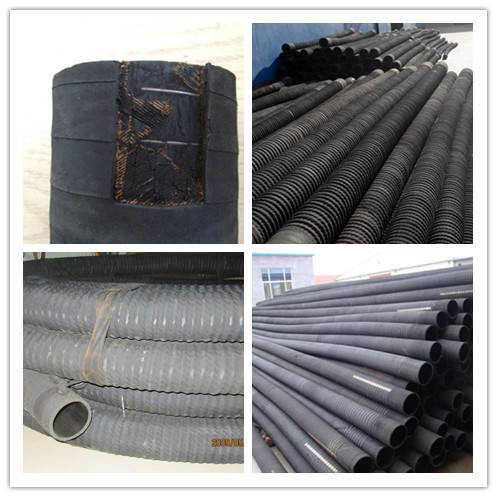 Sell Suction Discharge water rubber Hose
