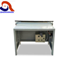 Wholesale film sealing machine: Double Heat Foot Pedal Thin Film Sealing Machine