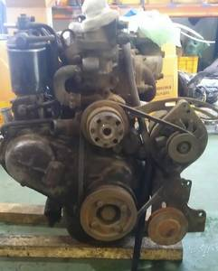 Wholesale daewoo: DAEWOO DOOSAN DC24 Used Diesel Engine