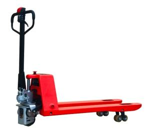 Wholesale trucks equipped with manual: 1.5 Ton Semi Electric Hand Pallet Truck 540*1150 or 680*1220