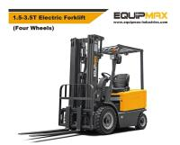 2.5 Ton Four Wheel Electric Forklift Truck with Italy ZAPI Controller